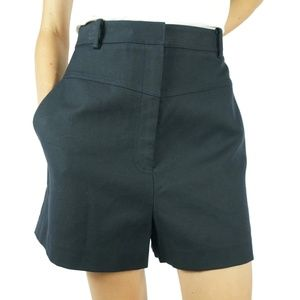 NWOT Tibi Margaux James High Waist Shorts Size 4